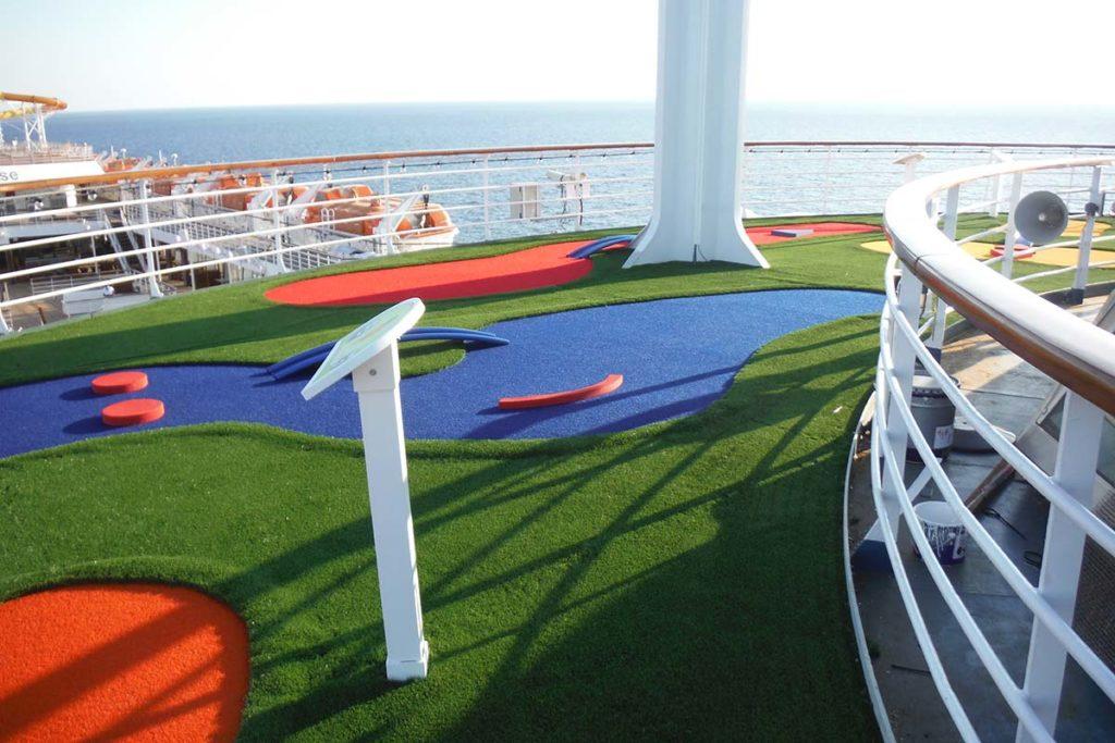 Cruise: Carnival Paradise