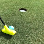 Soft Putter with Hole