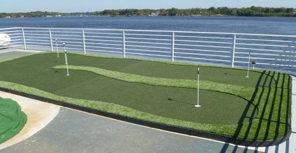 Cruise lines mini golf american cruise line hole